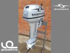 "Лодочный мотор ""Sharmax"" SM 9.9 FHS Акция - 20 % Гарантия 2 Года"