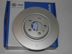 Диск тормозной передний Vag 1J0615301M Hella 8DD355105381