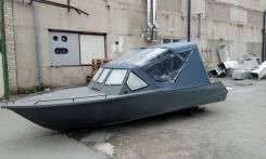 Алюминиевая лодка барракуда58