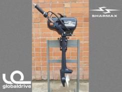 "Лодочный мотор ""Sharmax"" SM 3.5 FHS Light Акция- 20 % Гарантия 2 Года"