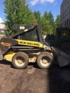 New Holland L. Мини-погрузчик New Holland-160, 850кг., Дизельный, 0,45куб. м.