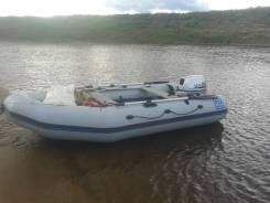Мотор и лодка пвх
