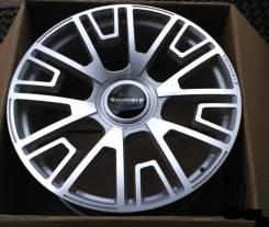 Новые диски R22 5/114,3 Mansory