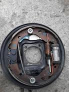 Тормозные колодки + опорный диск Toyota