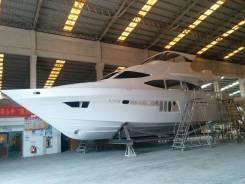 Новая моторная яхта Пама 65 на заказ