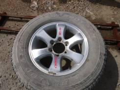 "Запаска Toyota Land Cruiser Prado 120. 7.5x17"" 6x139.70 ET30"