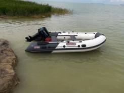 Продам лодку Касатка с мотором mercury 25