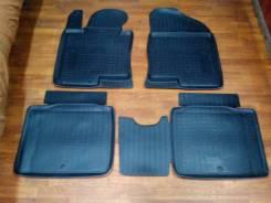 Коврики салона резиновые Hyundai Grandeur 2012- R81303V100