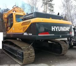 Экскаватор гусеничный HYUNDAI R380LC-9SH, 2017