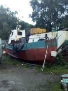 Продается рыболовное судно!