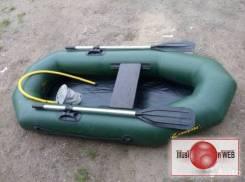 Продам одноместную лодку Лидер Компакт 200