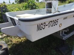 Корпус рыбацкой Лодки