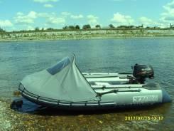 Лодка Флагман 300 с ПЛМ Suzuki DF6