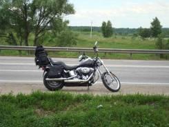Harley-Davidson Softail Custom FXSTC, 2009