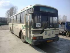 Huindai aero city-540 по запчастям