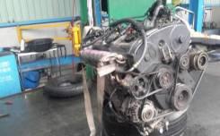 Двигатель в сборе. Mitsubishi Libero, CB8W 4D68
