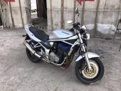 Suzuki Bandit 1200, 2002