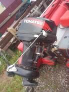Продам лодочный мотор Tohatsu 40 на гарантии