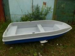 """""""Стриж"""" Гребная стеклопластиковая лодка, непотопляемая!"""
