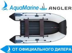 Моторная лодка Angler Reef 320 НДНД, киль, борт 44 см., Б/У