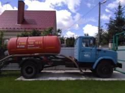 Ассенизаторская машина ЗИЛ-433100
