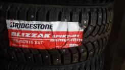 Bridgestone Blizzak. Зимние, шипованные, 2013 год, новые