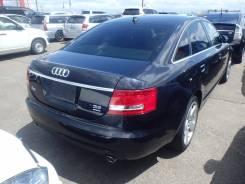 Задняя часть автомобиля Audi A6 C6