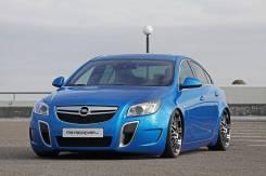 Чип-тюнинг Opel Insignia I OPC
