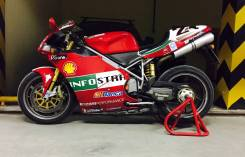 Ducati 998s Bayliss, 2002