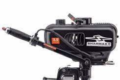 Продам 2х-тактныи лодочныи мотор Sharmax SM3.5 light