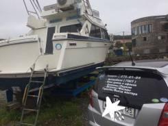 Тонировка катеров, яхт простыми и атермальными пленками США