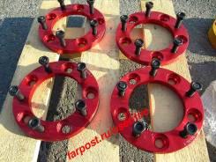 Японские проставки для колесных дисков на внедорожник pcd 5-139.7