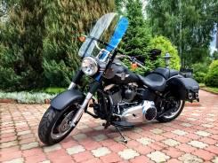 Harley-Davidson Fat Boy, 2012