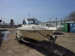 Продам катер Tohatsu Trigger TF235