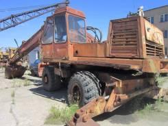 ЭО 4321. Экскаватор колесный ЭО-4321 с консервации в г. Миасс