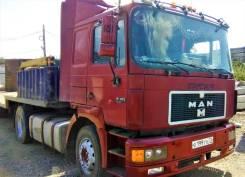 Продается грузовой седельный тягач MAN