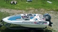 Продам лодку моторную ямаха