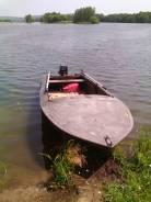 Моторная лодка обь