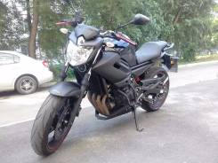 Yamaha XJ6N, 2012