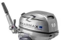 Супер ЦЕНА! Лодочный мотор Sharmax SM9.9HS