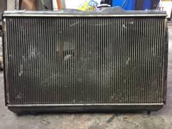 Радиатор охлаждения двигателя. Toyota Mark II, GX100 1GFE
