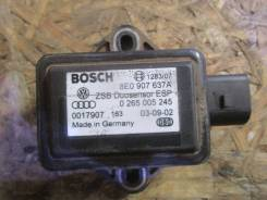 Датчик ускорения VW Passat [B5] 2000-2005; A4 [B6] 2000-2004; A6 [C5]
