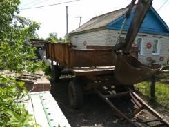 Тракторная телега, 1985