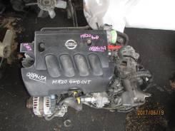Контрактный двигатель Nissan установка, гарантия, кредит