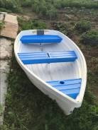 Продам пластиковую лодку Walker Bay