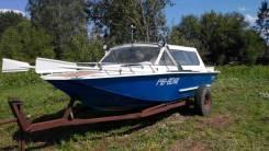 Продам катер Томь-605 Классик