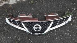 Решетка радиатора. Nissan Murano, CZ51, Z51, Z51Z, Z51R Двигатели: QR25DE, VQ35DE, YD25