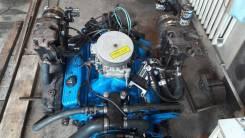 Двигатель Mercruiser 5.7 в разбор.