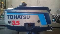 Лодочный двигатель Tohatsu 3.5