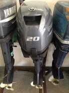Продам лодочный мотор Yamaha F-20